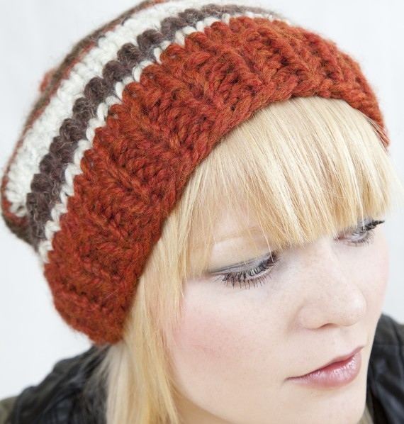 Toque Knitting Pattern Straight Needles : toques The Toque Girls